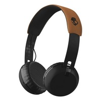 Skullcandy, Inc Grind Bluetooth Headphones (BlackTan)