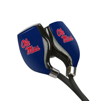 University of Mississippi Custom Bluetooth Earbuds