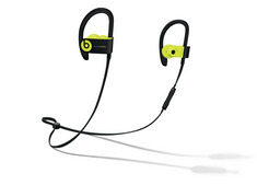 Powerbeats 3 Wireless InEar Headphone, Shock Yellow
