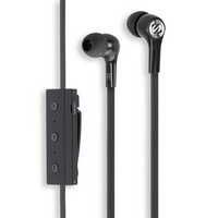 Scosche Bluetooth Wireless Earbuds, Black