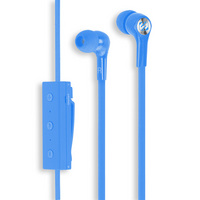 Scosche Wireless Earbuds, Blue
