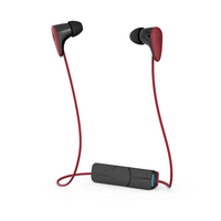iFrogz Charisma Wireless Earbud, Red Black