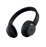 iFrogz Audio  InTone Wireless Headphone with Mic  Black