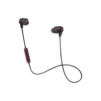 Under Armour Wireless InEar Earbuds with Mic, Black
