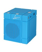 PC Treasures Mixx Bluetooth Speaker, Blue