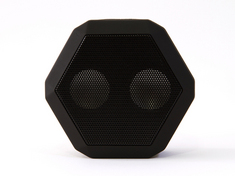 Boombotix Rex 2.0 Bluetooth Speaker, Black
