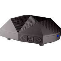 Outdoor Tech Turtle Shell 2.0 Wireless Bluetooth Speaker, Black