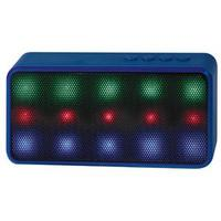 PC Treasures Prysm LED Bluetooth Speaker, Blue