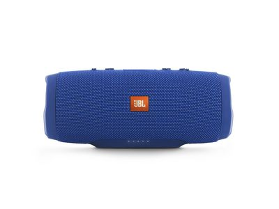 HARMAN INTERNATIONAL JBL Charge 3 Portable Bluetooth Waterproof Speaker, Blue