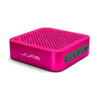 JLab Crasher Mini Pink Splashproof Portable Bluetooth Speaker