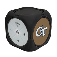 Georgia Tech Custom Bluetooth Speaker Cube