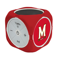 University of Maryland Custom Bluetooth Speaker Cube