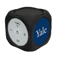Yale University Custom Bluetooth Speaker Cube