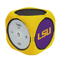Louisiana State University Custom Bluetooth Speaker Cube