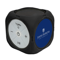 Johns Hopkins University Custom Bluetooth Speaker Cube