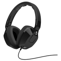 Skullcandy Crusher Headphones with Mic Black 2012