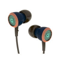Audiofly AF33 In Ear Headphones, Blue