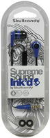 Skullcandy, Inc Inkd 2.0 Earbud Headphones with Mic  Blue and Black