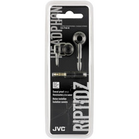RIPTIDZ Headphones Black