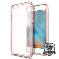 Spigen iPhone 6, 6S Ultra Hybrid Case, Cyrstal Rose