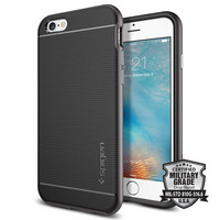 Spigen iPhone 6, 6S Neo Hybrid Case, Gunmetal