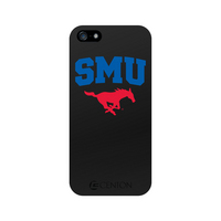 Southern Methodist University Custom Logo iPhone 5 Case, Black