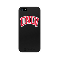 University of Nevada   Las Vegas Custom Logo iPhone 5 Case, Black