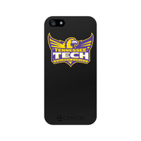 Tennessee Technological University Custom Logo iPhone 5 Case, Black