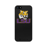 Louisiana State University Custom Logo iPhone 5 Case, Black