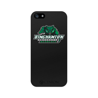 Binghamton University Custom Logo iPhone 5 Case, Black