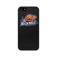 Bucknell University Custom Logo iPhone 5 Case, Black