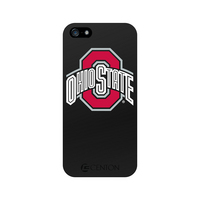 Ohio State University Custom Logo iPhone 5, 5S Case Black