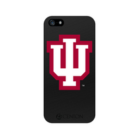 Indiana University Custom Logo iPhone 5 or 5s, Case Black