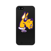 University at Albany Custom Logo iPhone 5, 5S Case Black