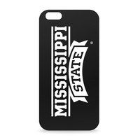 Mississippi State University Custom Logo iPhone 6 Black Case by Centon
