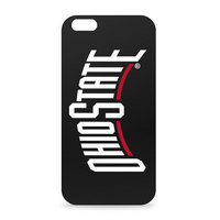 Ohio State University Custom Logo iPhone 6 Case, Black