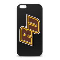 Rowan University Custom Logo iPhone 6 Black Case by Centon