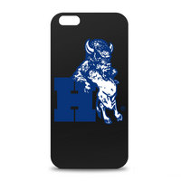 Howard University Custom Logo iPhone 6 Black Case by Centon