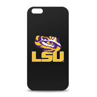 Louisiana State University Custom Logo iPhone 6 Black Case by Centon