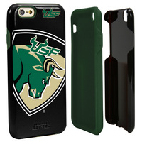 University of South Florida Custom iPhone 6, 6s Case. Black