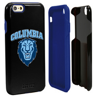 Columbia University Custom iPhone 6, 6s Case. Black