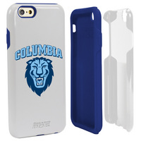 Columbia University Custom iPhone 6, 6s Case. White