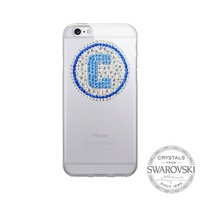 Columbia University Custom Swarovski iPhone 6 Case