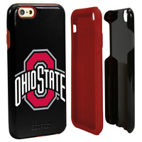 The Ohio State University Custom iPhone 6, 6s Case. Black
