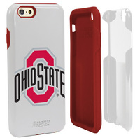 The Ohio State University Custom iPhone 6, 6s Case. White
