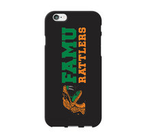 Florida A&M University Custom Logo iPhone 6 Case, Black