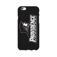 Providence College Custom Logo iPhone 6 Case, Black