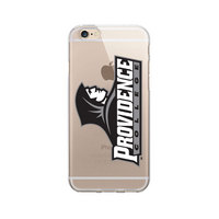 Providence College Custom Logo iPhone 6 Case, Clear