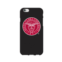 Santa Clara University Custom Logo iPhone 6 Case, Black