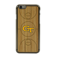 Georgia Tech Basketball Court Case, iPhone 6